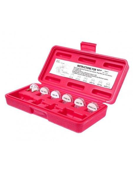 JTC-1009 Набор индикаторов для проверки сигналов электронных систем впрыска TBI, PFI, SCPI в кейсе