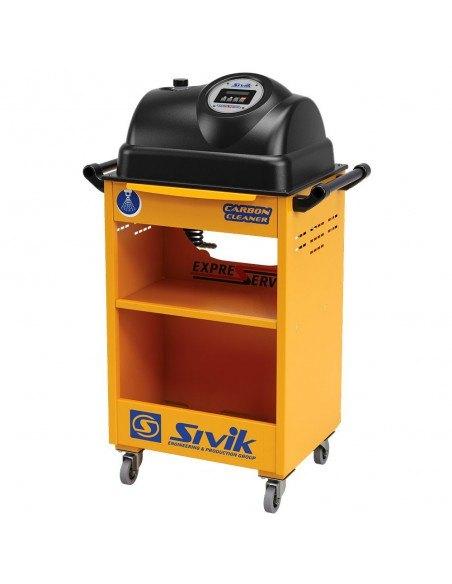 Установка для диагностики и промывки топливных систем Carbon Cleaner Сивик КС-120М