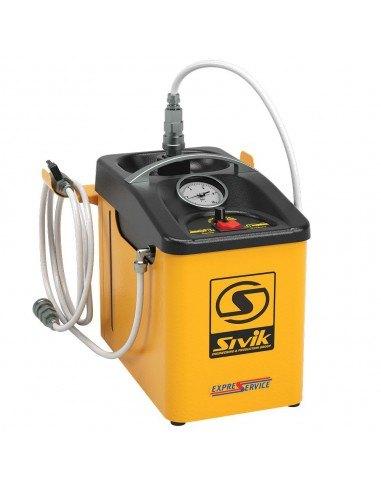 Установка Сивик КС-122 полной замены тормозной жидкости в любых автомобилях включая ABS купить обслуживание ремонт во Владимире.