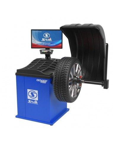"""Купить отремонтировать Балансировочный станок Sivik Galaxy Plus для балансировки колес на литых дисках до 28""""."""
