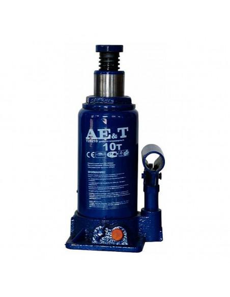 Домкрат гидравлический бутылочный AE&T Т20210 10 т