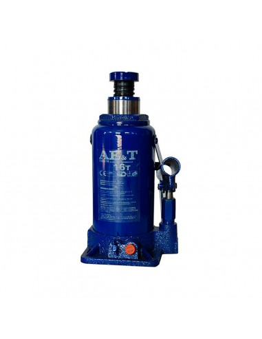 Домкрат бутылочный гидравлический AE&T Т20216 грузоподъемность 16 тонн купить обслуживание ремонт во Владимире и области.