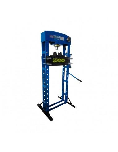 Пресс гидравлический AE&T Т61230M 30 т для ремонта и монтажа элементов конструкций купить монтаж обслуживание ремонт Владимире.