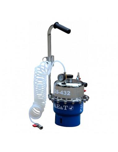 Приспособление для замены тормозной жидкости AE&T GS-432 6 л купить монтаж установка обслуживание ремонт во Владимире и области.