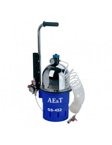 Приспособление для замены тормозной жидкости AE&T GS-452 10 л купить монтаж установка обслуживание ремонт в Владимире и области.