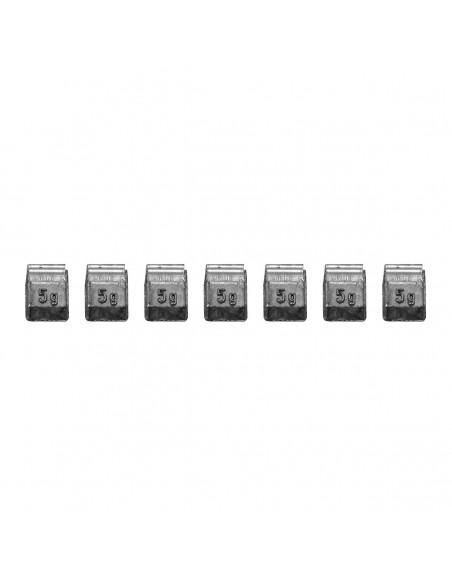 Набивные балансировочные грузики Clipper 0205 для стальных дисков 5 гр