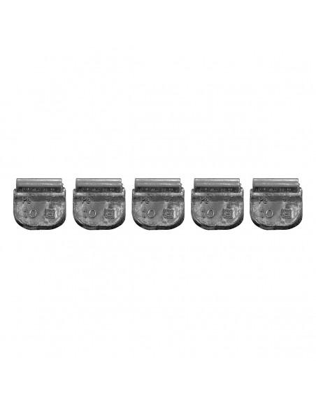 Набивные балансировочные грузики Clipper 0210 для стальных дисков 10 гр