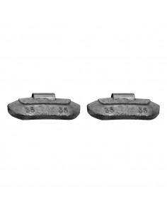 Набивные балансировочные грузики Clipper-0235 для стальных дисков 35 гр