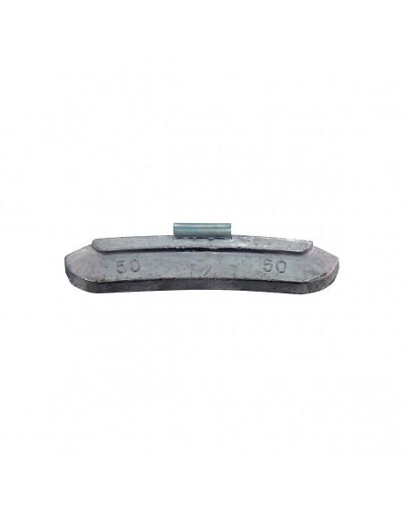 Набивные балансировочные грузики Clipper 0250 для стальных дисков 50 гр
