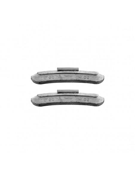 Набивные балансировочные грузики Clipper 0260 для стальных дисков 60 гр