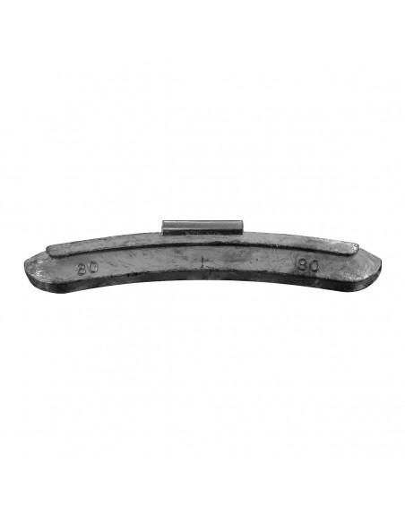 Набивные балансировочные грузики Clipper 0280 для стальных дисков 80 гр