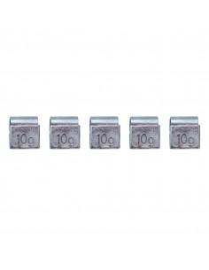 Набивные балансировочные грузики Clipper 10 гр (100 шт.) для литых дисков