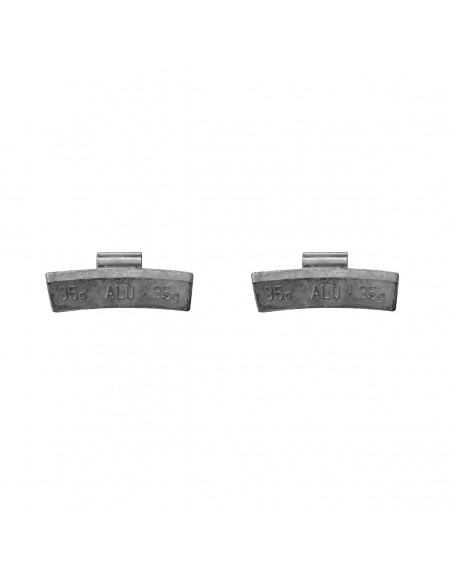 Набивные балансировочные грузики Clipper 0335 для литых дисков 35 гр