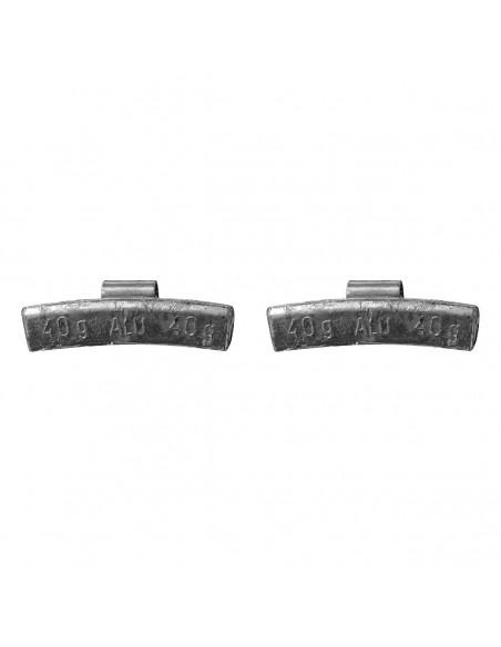 Набивные балансировочные грузики Clipper 0340 для литых дисков 40 гр