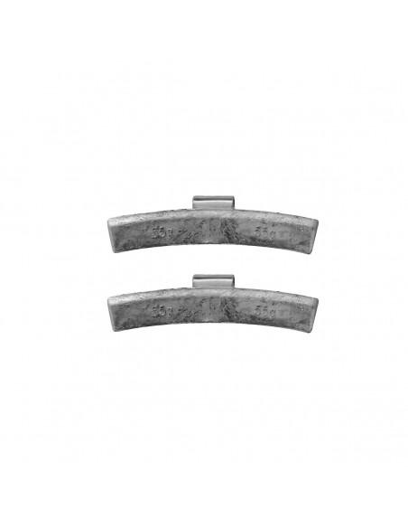 Набивные балансировочные грузики Clipper 0355 для литых дисков 55 гр
