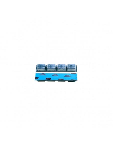 Самоклеящиеся штампованные балансировочные грузики Clipper 0063 грузовой 200 гр