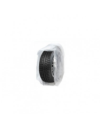 Пластиковый пакет для транспортировки автомобильных шин колес Clipper T900 1100х700 мм из пленки 17 мкм купить во Владимире.
