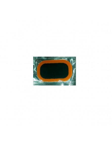 Clipper P1106 заплата для ремонта камер на фольге (овал) 34х52 мм