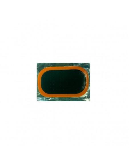 Clipper P1107 заплата для ремонта камер на фольге (овал) 48х78 мм