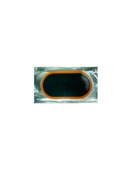 Clipper P1116 заплата для ремонта камер на фольге (овал) 65х125 мм