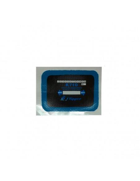 Пластырь радиальный кордовый Clipper K710 57 х 76 мм 1 слой корда