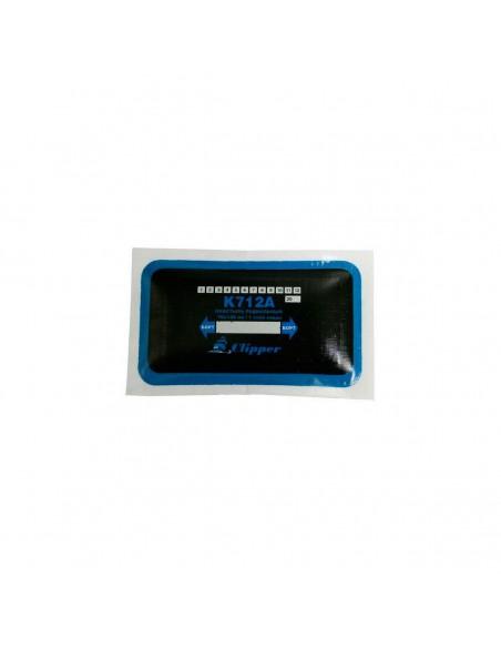 Пластырь радиальный кордовый Clipper K712A 70 х 120 мм 1 слой корда