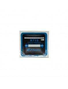 Пластырь радиальный кордовый Clipper K715 95 х 102 мм 1 слой корда