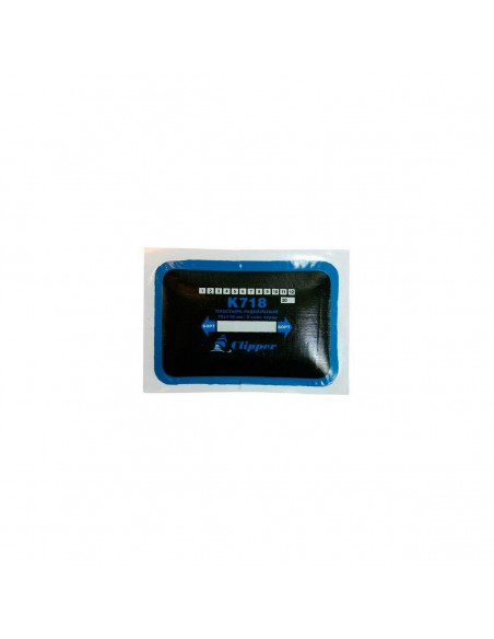 Пластырь радиальный кордовый Clipper K718 75 х 110 мм 2 слоя корда