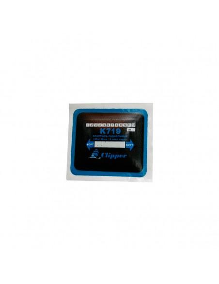 Пластырь радиальный кордовый Clipper K719 105 х 120 мм 2 слоя корда