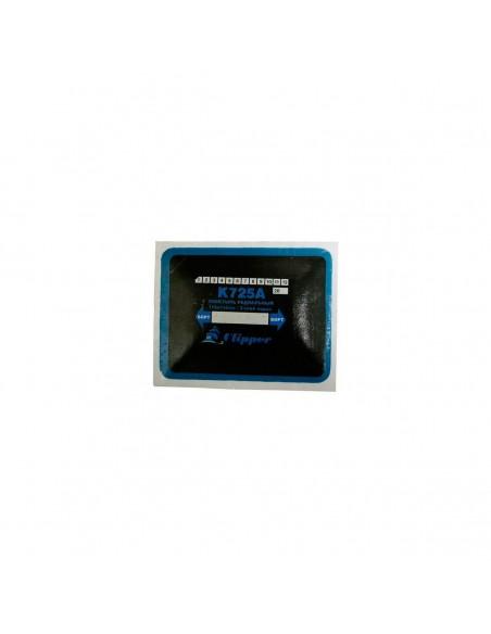 Пластырь радиальный кордовый Clipper K725A 115 х 145 мм 3 слоя корда