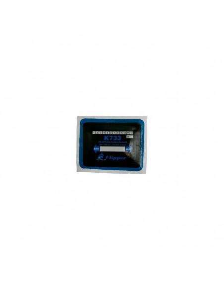 Пластырь радиальный кордовый Clipper K733 100 х 125 мм 3 слоя корда