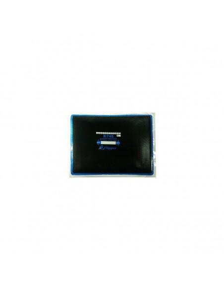 Пластырь радиальный кордовый Clipper K745 197 х 228 мм 4 слоя корда