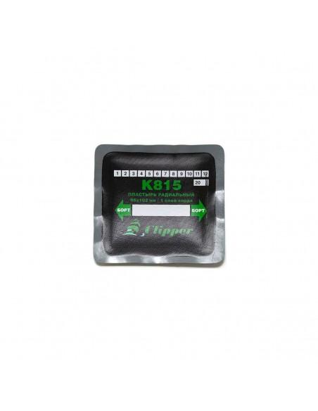 Clipper K815 термопластырь радиальный кордовый 95 х 102 мм 1 слой корда