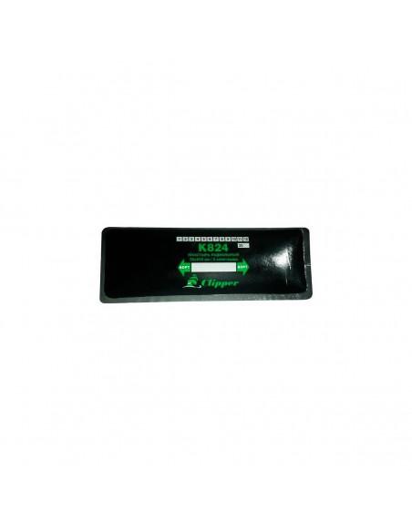 Clipper K824 термопластырь радиальный кордовый 76 х 215 мм 2 слоя корда