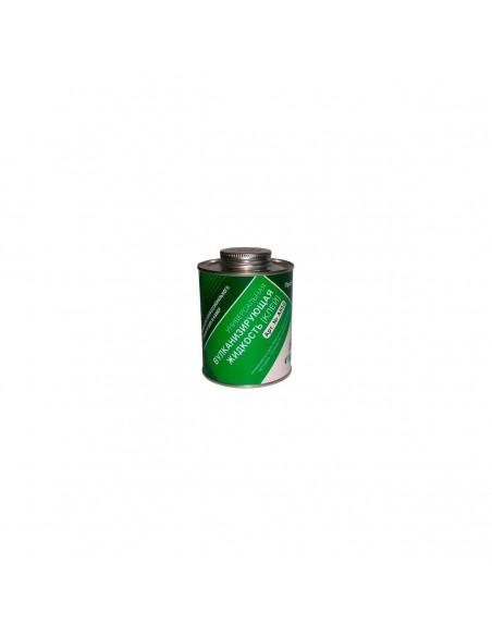 Clipper A550 вулканизирующая жидкость (клей) прозрачный 0,5 л