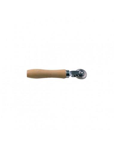 Прикатной ролик Clipper T314 для прикатывания заплат пластырей грибков при ремонте автомобильных шин камер купить во Владимире.