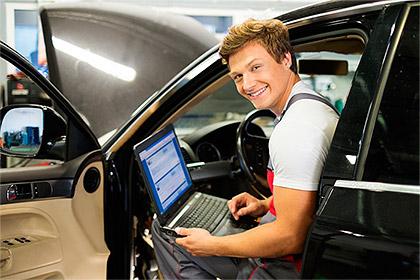 Компьютерная диагностика автомобиля во Владимире облегчает процесс поиска неисправностей.