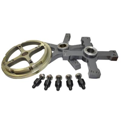 Набор адаптеров Sivik для колес грузовых автомобилей для грузового балансировочного станка.