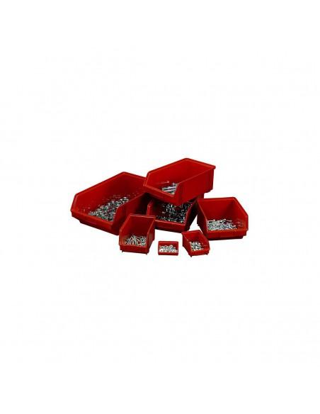 Ящик пластиковый Система 7000 7968 для слесарных верстаков Вэлмет Wellmet хранение мелких деталей кронштейнах купить Владимире.