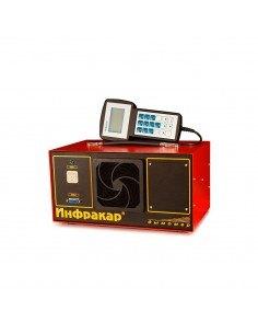 Переносной дымомер ИНФРАКАР-Д 1-3.01 ЛТК для измерения дымности отработавших газов дизельных двигателей купить во Владимире.