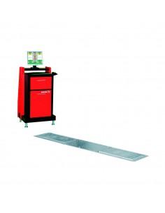 CARTEC FWT 202-E (K) тестер подвески проверка амортизаторов по методу Eusama купить во Владимире монтаж обслуживание ремонт.