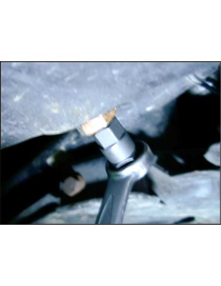 JTC-1117 Головка для маслосливных пробок 13 предметов в кейсе для двигателей и трансмиссии при смене масла купить во Владимире.