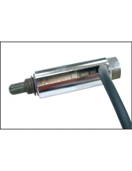 """JTC-1606 Головка для снятия датчика кислорода системы выпуска 7/8"""" 90 мм для Форд Ford GM Крайслер Chrysler купить во Владимире."""