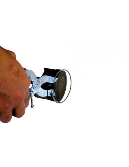 JTC-1348 Клещи для снятия поршневых колец 1.19 - 6.35 мм подходят для большинства поршней ДВС компрессоров купить во Владимире.