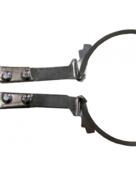 JTC-4007 Клещи для установки поршневых колец диаметром от 83 до 135 мм усиленные купить во Владимире.