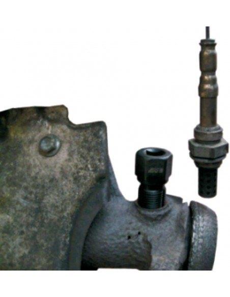 JTC-4723 Метчик М18 х 1.5 для восстановления резьбы в отверстиях под датчик кислорода и свечи зажигания, купить во Владимире.