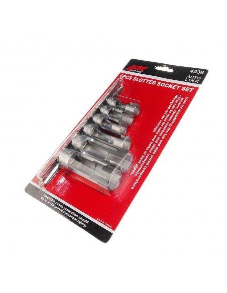 JTC-4536 Набор разрезных головок 6-ти гранных для демонтажа большинства датчиков, откручивания трубок, купить во Владимире.