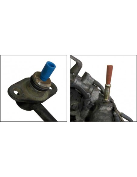 JTC-4206 Набор заглушек и колпачков диаметром 3 - 12 мм для ремонта двигателя или карбюратора 72 предмета купить во Владимире.