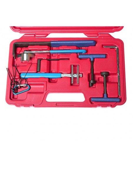 JTC-4767 универсальный набор инструментов для натяжения замены ремня ГРМ рычаги, ключи 8 предметов в кейсе купить во Владимире.