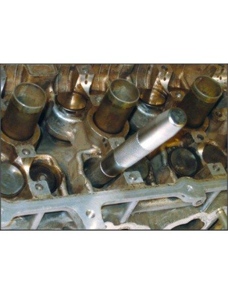 JTC-1717 Набор инструментов для снятия установки маслоотражательных колпачков сальников клапанов купить во Владимире.